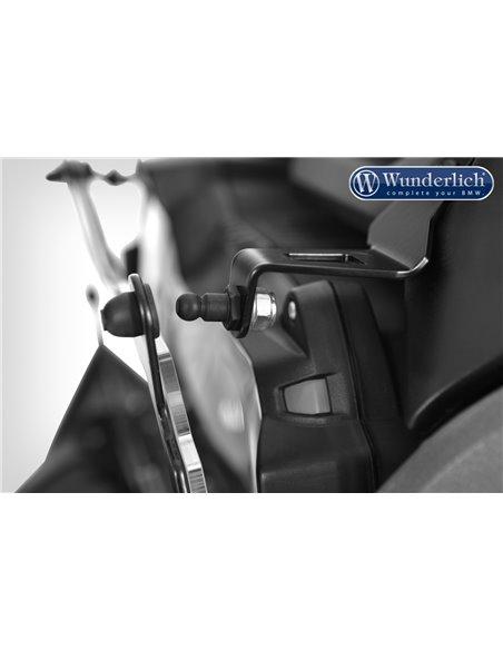 """Protector del faro  """"Clear"""", Abatible y Transparente para BMW R1200 LC y R1250"""