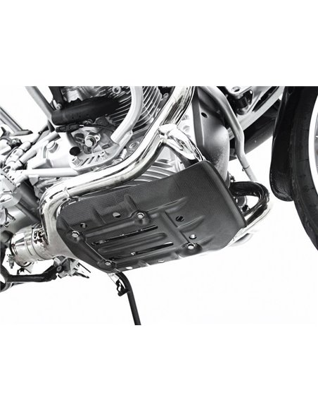 """Cubre Cárter """"LITE"""" Carbono  para BMW R1200GS y Adv, y HP2"""