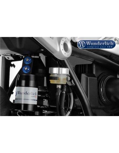 Tapa de Aluminio Depósito de líquido de frenos Trasero para BMW Serie K,R y S