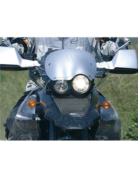 Protección del radiador para BMW R1150GS y Adv.