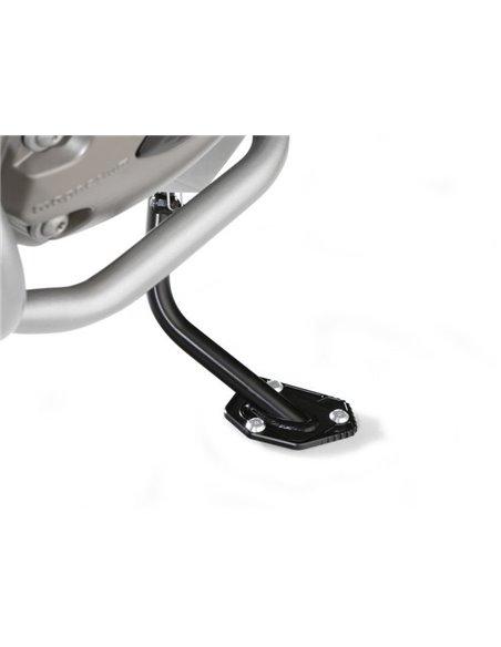 Ampliación de la base para la Pata de Cabra para BMW R1200GS y Adv.  con Suspensión Baja