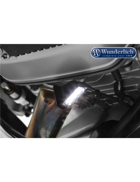Iluminación para de la pata de cabra para BMW R1200