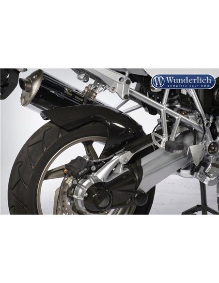 Guardabarro trasero de Carbono para BMW R1200GS y Adv. Sin ESA