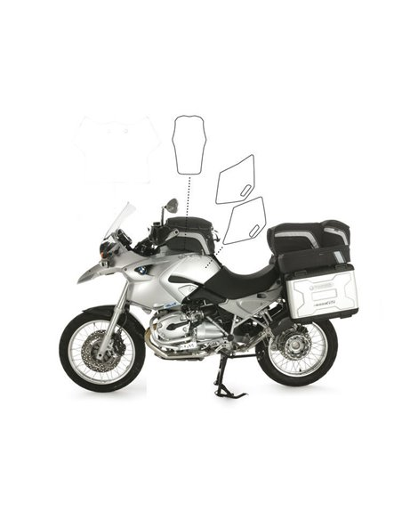 Set de Protección de pintura Depósito Venture Shield para BMW R 1200 GS (-2007)