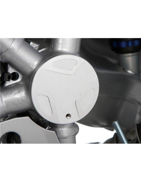 Cubierta de Cojinete del Basculante Edge Izquierda para BMW R1200