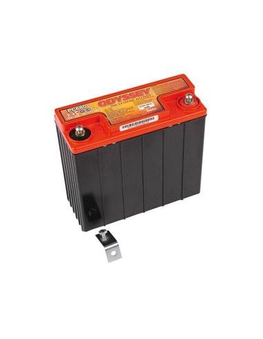 """Batería de plomo  puro Odyssey PC 680 """"Powerpak"""" para BMW Serie K y R"""