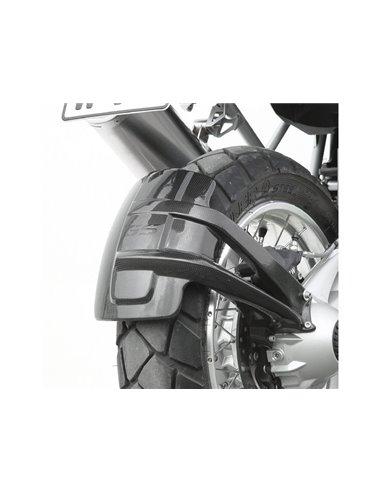 Guardabarros trasero anti-salpicaduras Carbono para BMW R1200GS y Adv