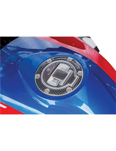 Protección para tapón de depósito efecto Carbono para BMW R1200/1250