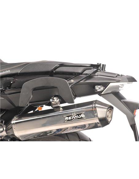 Soporte para alforja C-Bow de Hepco&Becker para BMW F650/700/800GS