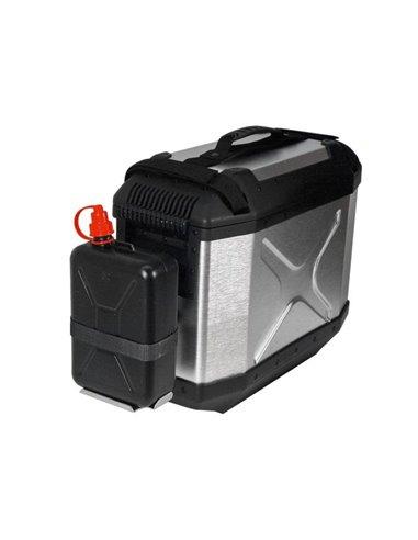 Bidón 2 litros Incl. soporte para maleta Xplorer H & B