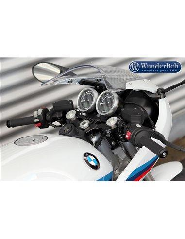 Modificación de manillar multiClip Sport para BMW  R nineT Racer