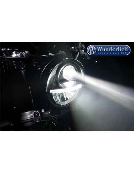 Pieza adicional BI-LED para faro principal para BMW  RnineT