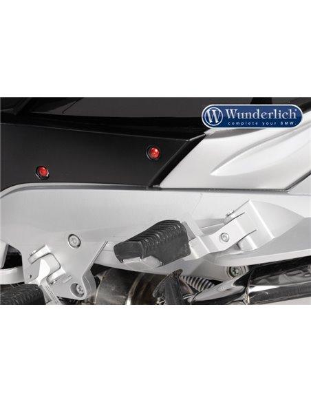 Reposapiés bajos de pasajero para BMW R1200/1250RT