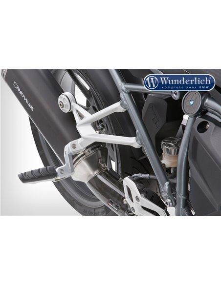 Desplazamiento de la estribera del copiloto para BMW R1200/1250 y nineT