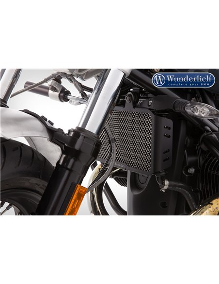 Rejilla protectora Radiador de aceite para BMW RnineT
