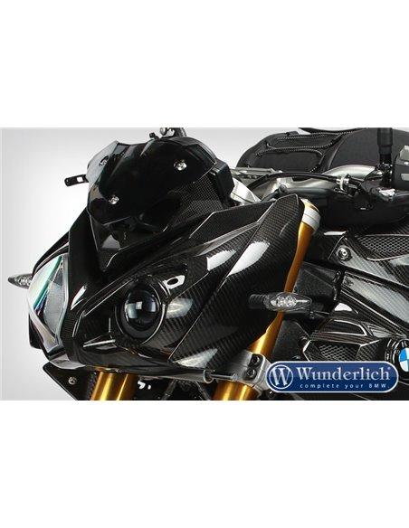Carenado de Carbono para los faros para BMW S1000R