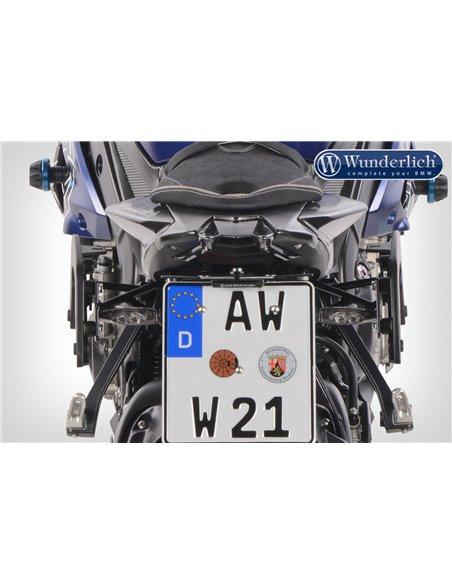Portaequipajes Hepco&Becker para alforjas para BMW S1000R