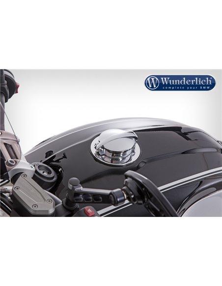 Adaptador Wunderlich  para la tapa de depósito Monza y Aston R nineT